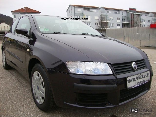 2002 fiat stilo 16v active air 2 hand 6 gang euro 4. Black Bedroom Furniture Sets. Home Design Ideas