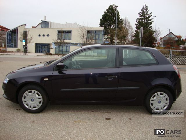 2002 Fiat Stilo 12i 16v Active Air 2hand 6 Gang Euro 4 Car