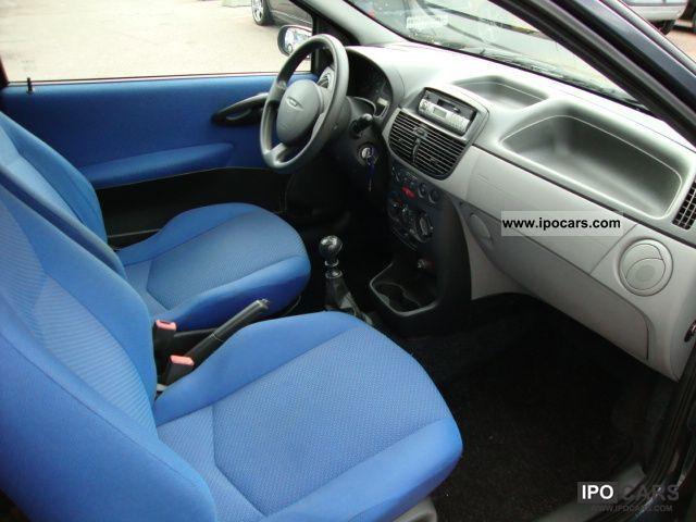 2001 Fiat Punto 1.2 SX * SERVO EFH 2.Hand-EURO 3-TÜV & AU NEW ...