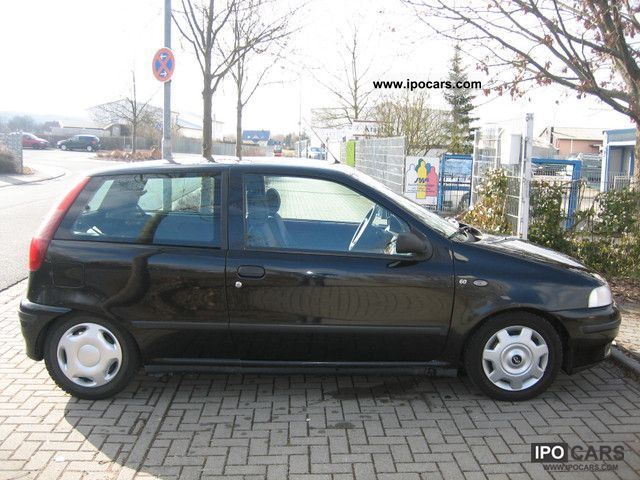1998 fiat punto 60 sx selecta climate 91 000 km car. Black Bedroom Furniture Sets. Home Design Ideas