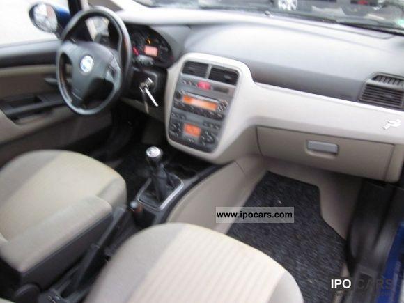 2006 fiat grande punto 1.3 multijet 16v dpf tuv dynamic! - car