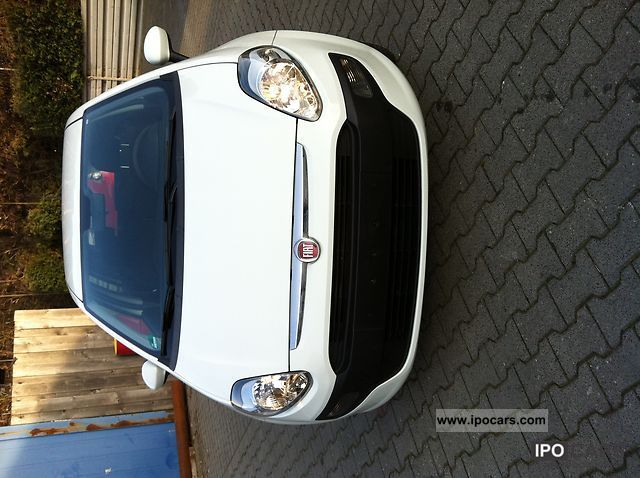 2010 Fiat  Punto 1.2 8V Active Start & Stop Small Car Used vehicle photo