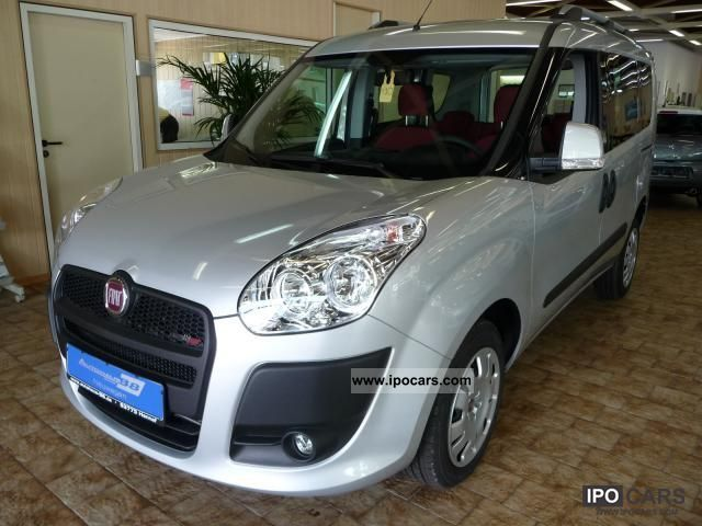 2011 Fiat  Doblo DPF Start & Stop Climate RCD available Estate Car New vehicle photo