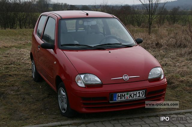 2009 Fiat  Seicento Small Car Used vehicle photo