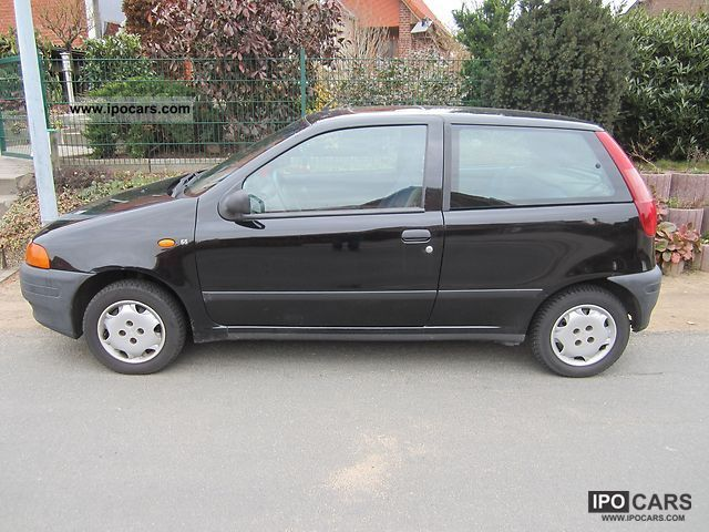 1998 fiat punto 55 s car photo and specs. Black Bedroom Furniture Sets. Home Design Ideas