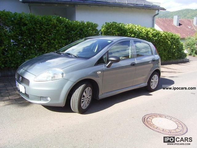 2007 Fiat  Grande Punto 1.4 8V Active Small Car Used vehicle photo
