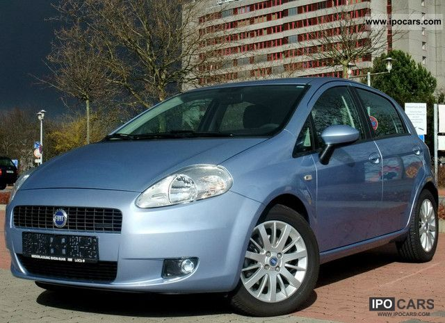 2007 fiat grande punto 1 3 multijet 16v dpf dynamic car photo and specs. Black Bedroom Furniture Sets. Home Design Ideas