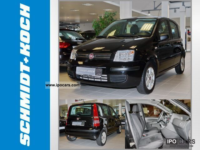 2008 Fiat  Panda 1.2 Edizione Magnifica (air) Small Car Used vehicle photo
