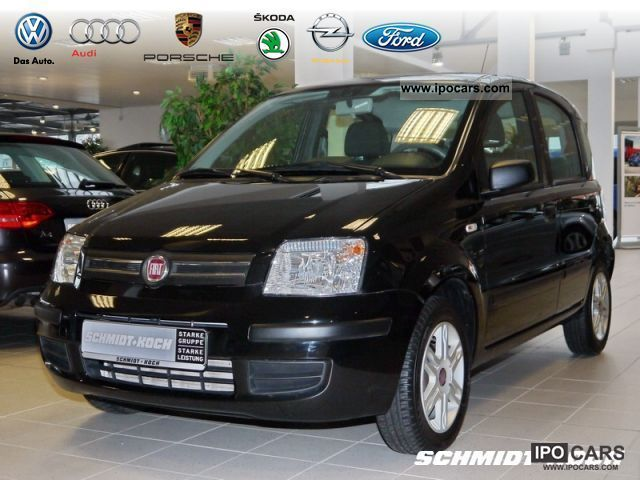 2008 fiat panda 1 2 edizione magnifica air car photo and specs. Black Bedroom Furniture Sets. Home Design Ideas