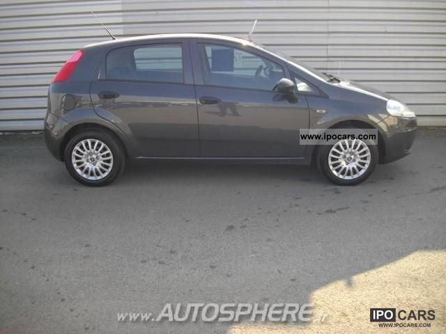 2009 fiat grande punto 1 3 jtd75 mjt cult 5p car photo and specs. Black Bedroom Furniture Sets. Home Design Ideas