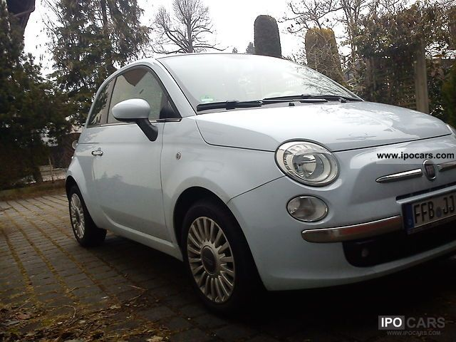 2008 Fiat  500 1.2 Lounge Small Car Used vehicle photo