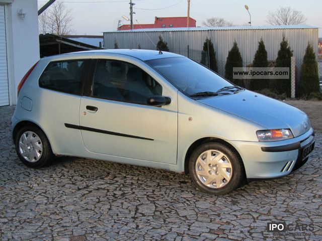 2001 fiat punto jtd 90km city checkbook car photo and specs. Black Bedroom Furniture Sets. Home Design Ideas