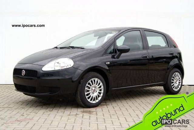 2010 Fiat  Grande Punto 1.2 5TG. Climate Small Car Used vehicle photo