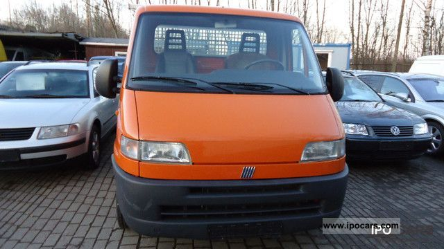 2000 Fiat  Ducato 10 230.439.1 C1C Other Used vehicle photo