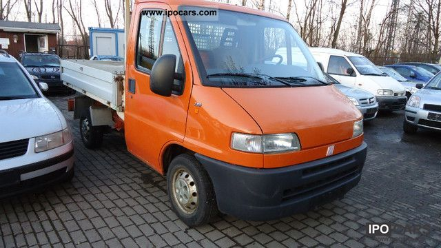 2000 fiat ducato 10 c1c car photo and specs. Black Bedroom Furniture Sets. Home Design Ideas