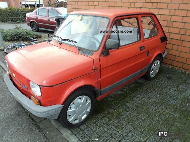 1988 Fiat  126 Small Car Used vehicle photo
