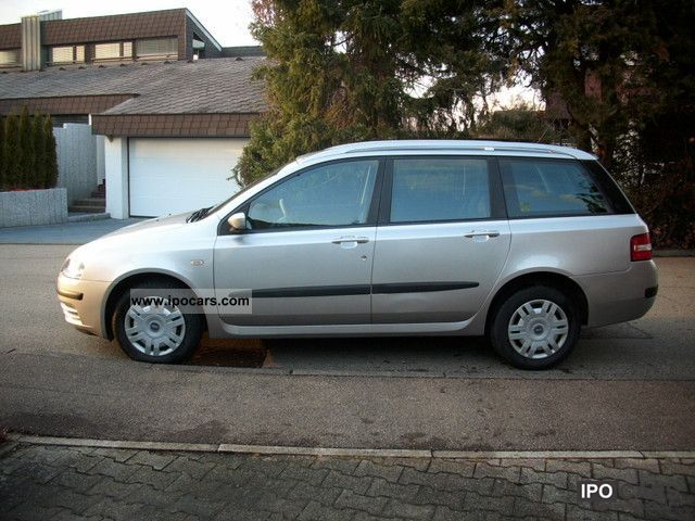 2003 fiat stilo multi wagon 1 6 16v dynamic car photo and specs. Black Bedroom Furniture Sets. Home Design Ideas