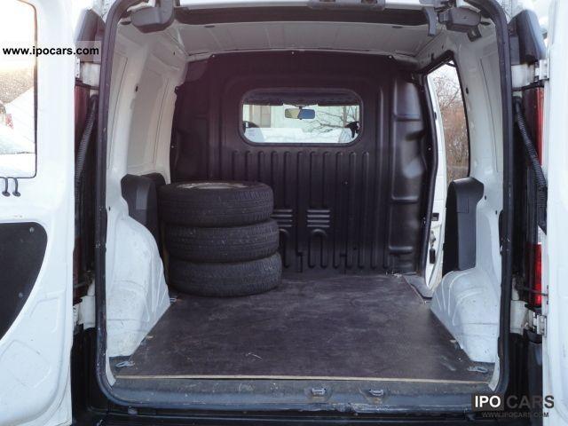 2005 Fiat Doblo Cargo 19jtd Sx Glazed Maintained Whb Car Photo