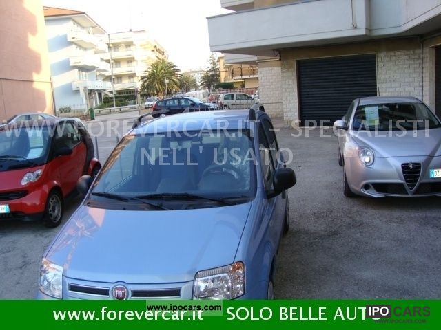 Fiat  Panda 1.2 GPL OK NEOPATENTATI Km0 2011 Liquefied Petroleum Gas Cars (LPG, GPL, propane) photo