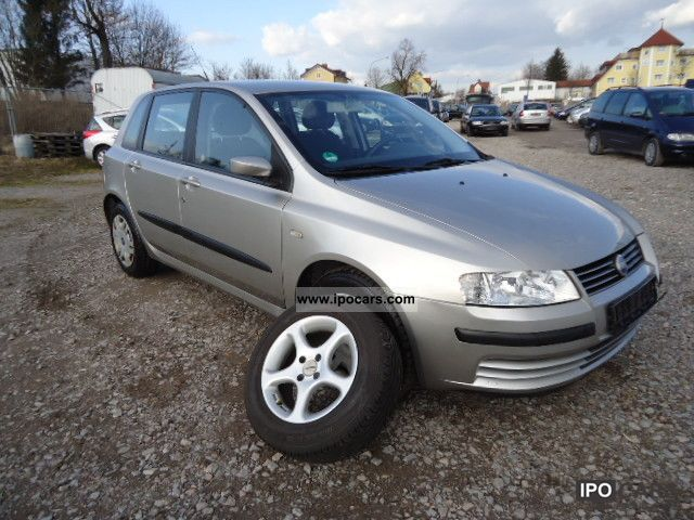 2001 fiat stilo 1 6 16v active related infomation specifications weili automotive network. Black Bedroom Furniture Sets. Home Design Ideas