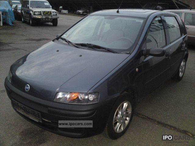 2000 fiat punto 1 2 only original 77 tkm car photo and specs. Black Bedroom Furniture Sets. Home Design Ideas