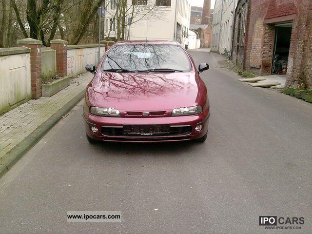1997 Fiat  Bravo 1.8 16V GT Limousine Used vehicle photo