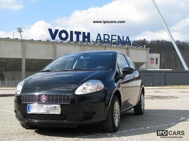 2008 Fiat  Grande Punto 1.4 8V Feel Small Car Used vehicle photo