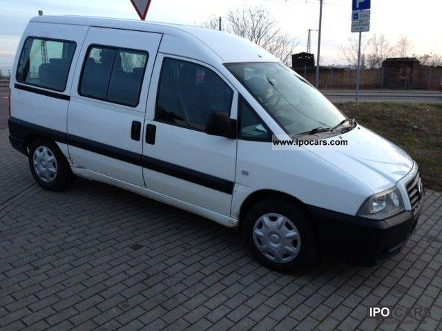 2006 Fiat  Scudo!! 8 seats!!! Estate Car Used vehicle photo