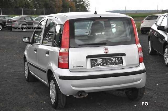 2009 fiat panda dynamic air rcd servo metal efh ga car photo and specs. Black Bedroom Furniture Sets. Home Design Ideas
