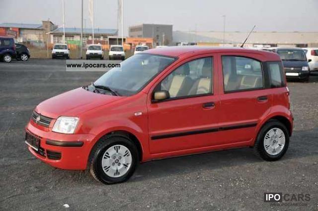 2009 Fiat  Classic Panda DYNAMIC SERVO AIR RCD EFH GAR ... Small Car Used vehicle photo