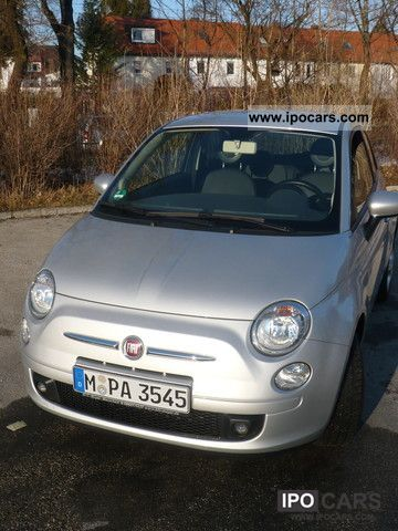 2008 fiat 500 1 2 sport car photo and specs. Black Bedroom Furniture Sets. Home Design Ideas