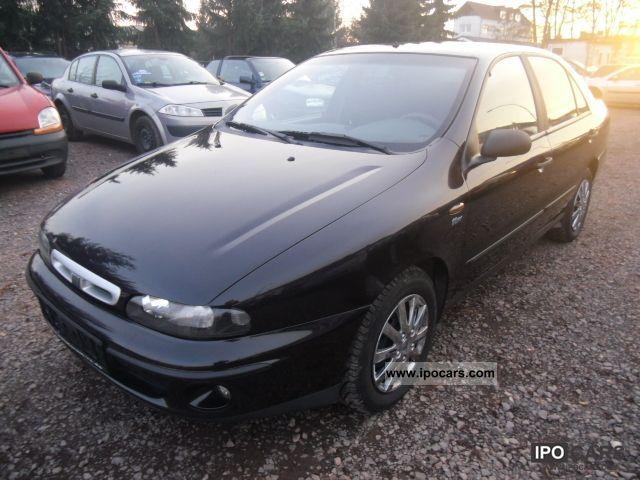 1999 Fiat  Marea 1.6 16V SX ** Air ** El. Windows ** Limousine Used vehicle photo