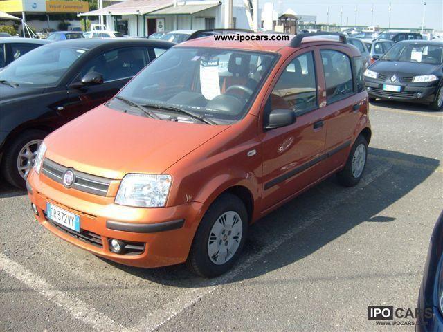2008 Fiat  PANDA 2.1 DYNAMIC Other Used vehicle photo