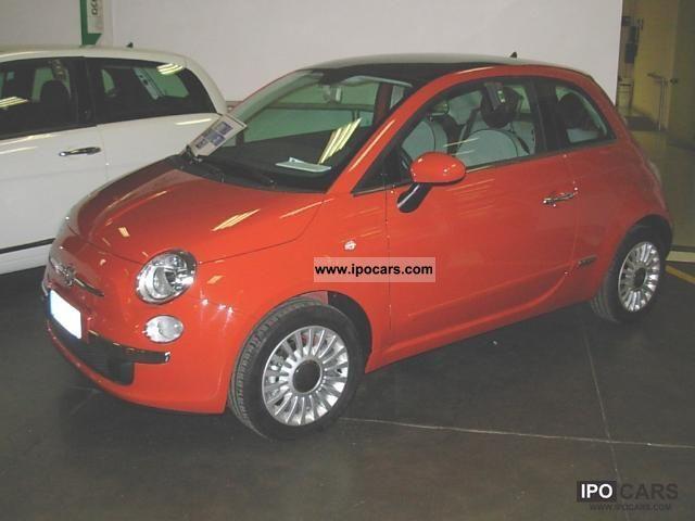 2009 Fiat  500 1.4 100cv LOUNGE KM0 imm 30 \\ 06 \\ 2009 Other Used vehicle photo
