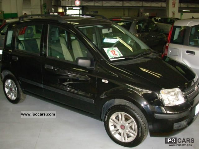 2009 fiat panda emotion 2009 car photo and specs. Black Bedroom Furniture Sets. Home Design Ideas