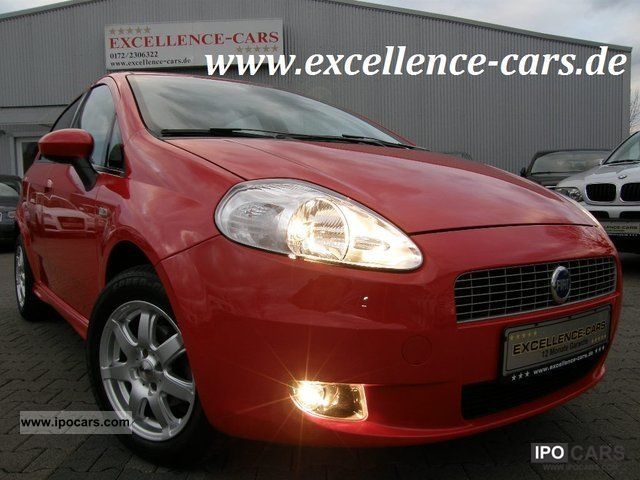 2008 Fiat  Grande Punto 1.4 16V Sport Small Car Used vehicle photo