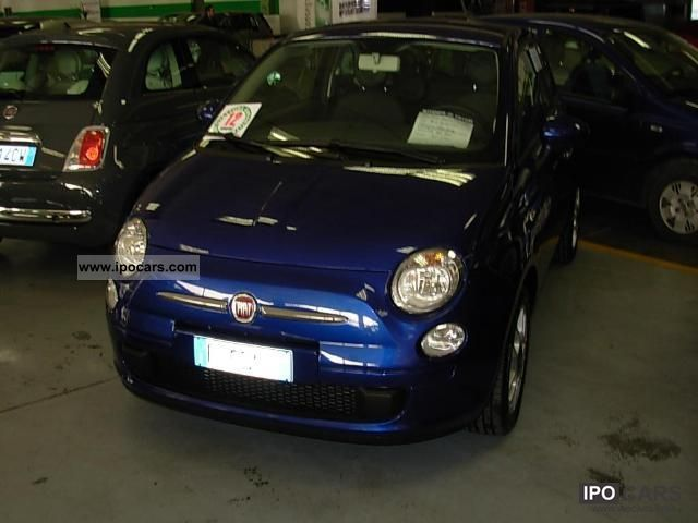 2010 Fiat  SPORT 500 1.2 04 \\ 2010 Other Used vehicle photo