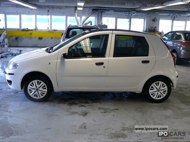 2007 fiat punto 1 2 8v car photo and specs. Black Bedroom Furniture Sets. Home Design Ideas