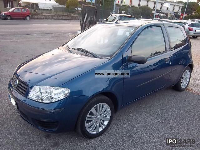 2004 Fiat  Punto 1.3 ACTIVE MTJ Small Car Used vehicle photo