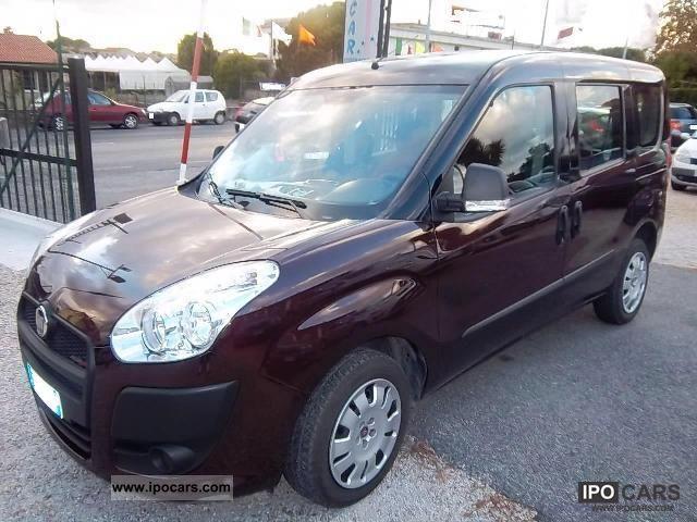2010 Fiat  Doblo DYNAMIC 1.6 MTJ Other Used vehicle photo