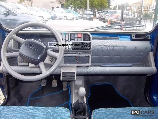 2002 Fiat Panda 1 1 Benz Young Car Photo And Specs