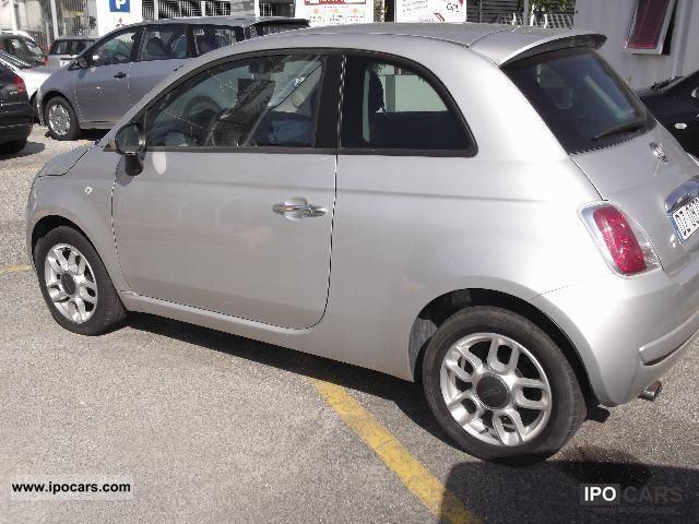 2010 Fiat  500 1.2 SPORT Other Used vehicle photo
