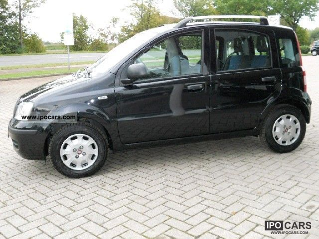 2011 fiat panda 1 2 active climate car photo and specs. Black Bedroom Furniture Sets. Home Design Ideas