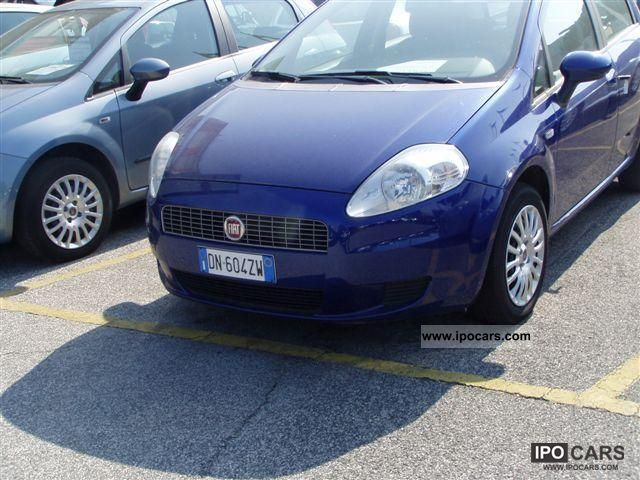 2008 Fiat  GRANDE PUNTO 1265 CV DYN Other Used vehicle photo