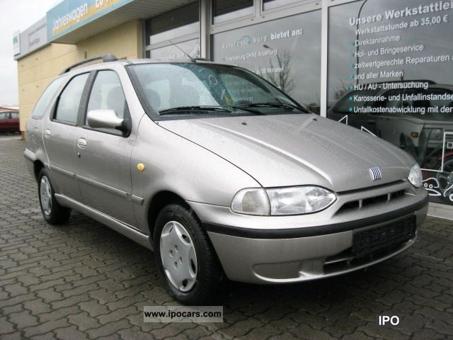 2002 Fiat  Palio Weekend - AIR - 1 HAND - HU / AU - Estate Car Used vehicle photo