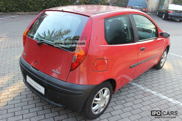 2000 fiat punto 1 2 s tuv 8x frosting car photo and specs. Black Bedroom Furniture Sets. Home Design Ideas