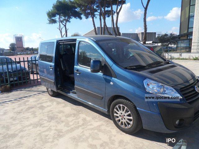 2011 Fiat  2.0 Mjt. 120CV DPF CH1 Panorama Executive Van / Minibus Used vehicle photo