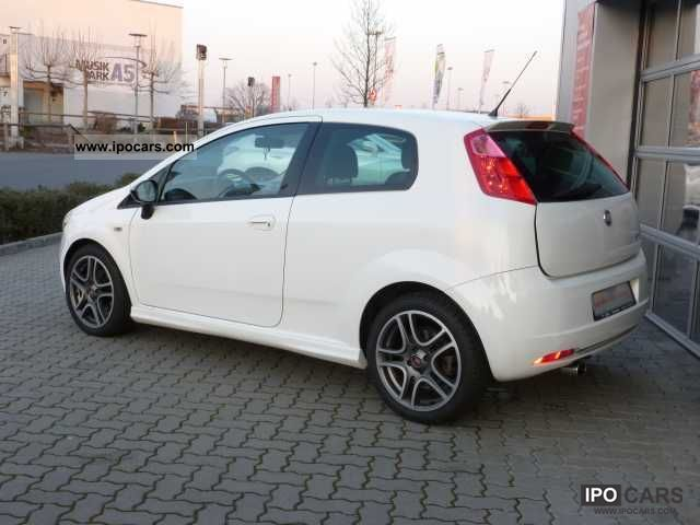 2009 fiat grande punto 1 4 t jet 16v sport 1 hand car. Black Bedroom Furniture Sets. Home Design Ideas