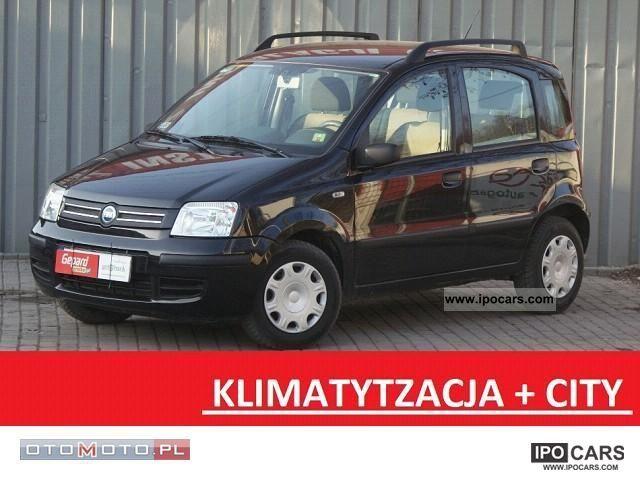2007 Fiat  Panda - KLIMATYZACJA CITY --- Other Used vehicle photo