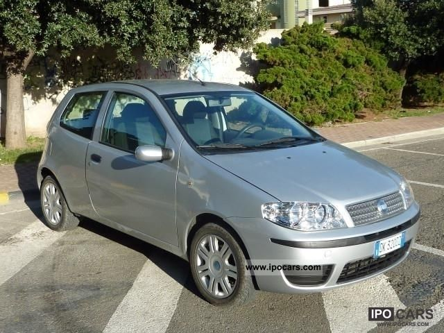 2007 fiat punto 1 3 multijet 16v dinamique car photo and specs. Black Bedroom Furniture Sets. Home Design Ideas